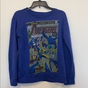The Old fashion the avengers sweatshirt for kids